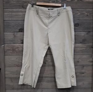 Tribal Stretch Extensible Khaki Pant